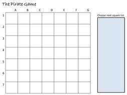 The Pirate Game IWB Grid.pptx
