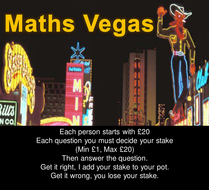 Maths Vegas Functions Review