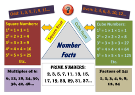Collective Memory - Number Facts