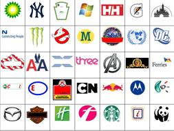 Logo Quiz 2 - General Themes