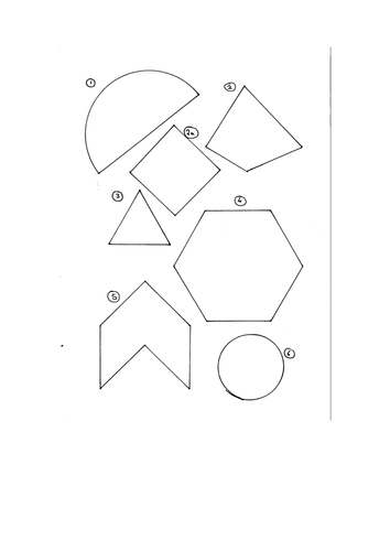 2D and 3D shapes quizzes: GAT extension by florapost