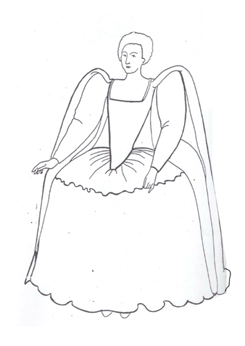 Line Drawing Of Queen Elizabeth Ii : Elizabeth i portraits by tiddlypoohsmum teaching