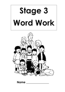 Stage 3 word work.doc