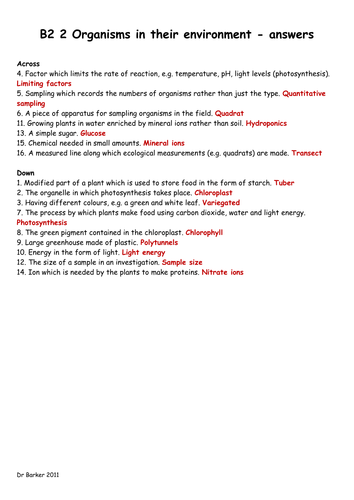All Worksheets » Instructional Fair Inc Worksheets Answers ...