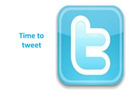 The Twitter debate!