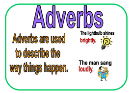 Image result for Adverbs