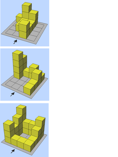 Plan And Front Elevation Gcse Maths : Plans and elevations by dannytheref teaching resources tes