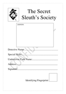 The Secret Sleuth's Society Training Handbook..docx