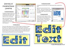 DisplayLettersGuide.pdf