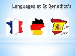 MFL learning & German