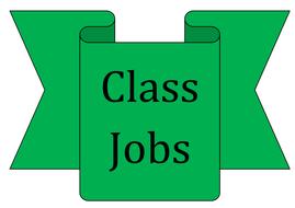 Class Jobs and Star Awards Interactive Display