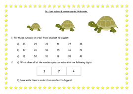 Ordering 2 digit numbers by kavanaghk teaching resources tes ordering 2 digit numbers ibookread Download