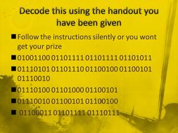 Binary Code.ppt
