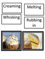 Cake Making Methods Flashcards