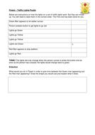 Traffic Lights student sheet.doc