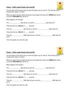Traffic Lights student sheet 2.doc