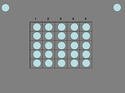 Connect Four Template by josephbull - Teaching Resources - Tes