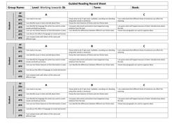 Guided Reading Record Sheet Towards 3b.docx