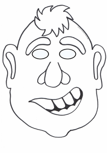 The Three Billy Goats Gruff Colouring in Masks.pdf