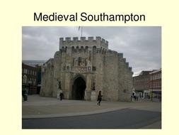 Medieval southampton.ppt