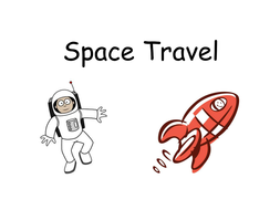 simple powerpoint about astronauts visiting moon by lowiefield