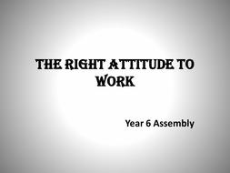Twelve Ways to Act at Work