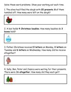 Christmas Maths 3.doc