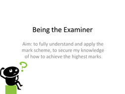 PPT14 Being the Examiner.pptx