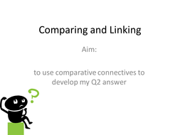 PPT3 Comparing and Linking.pptx