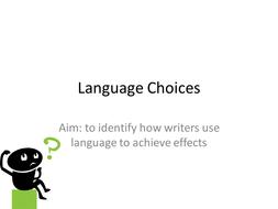 PPT5 Language Choices.pptx