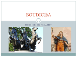 Boudica: Britain in Revolt
