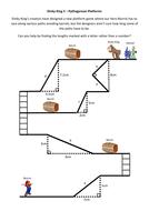 Dinky King 5 - Pythagorean Platforms