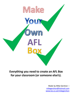 Make Your Own AFL Box
