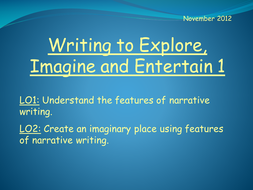Writing to EIE (An Introduction)