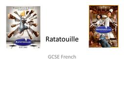 GCSE Ratatouille Film Resource Workbookpdf