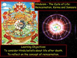 Hinduism - Samsara and Karma KS3 2019