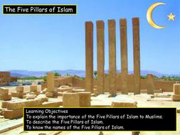 Islam - The Five Pillars L1 of 5 KS3 2019
