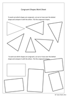 1 Grade Math Worksheet Word Congruent Shape Worksheet By Christasker  Teaching Resources  Tes Commas In Dates Worksheet with Reading Latitude And Longitude Worksheets Pdf Congruent Shapes Work Sheet Mr Tasker Maths Pdfpdf Free Abc Printable Worksheets