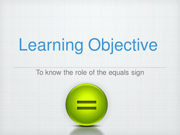Role of the equals sign.ppt