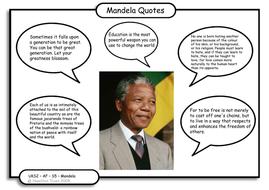 Nelson Mandela Black History Art Portraits By Daveorritt