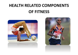 HEALTH RELATED EXERCISE FITNESS TESTS | Teaching Resources
