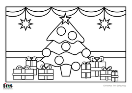 christmas colouring sheets by tesspecialneeds teaching resources tes