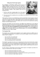 LESSON 2. STARTER TASK. Talking_about_God_through_negation[1].doc