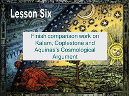 Strengths and Weakness' - Cosmological Argument
