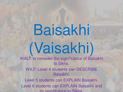 Sikhism Term Two Lesson Four Baisakhi.pptx