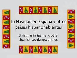 La Navidad en España y otros países hispanohablantes Quiz.pptx