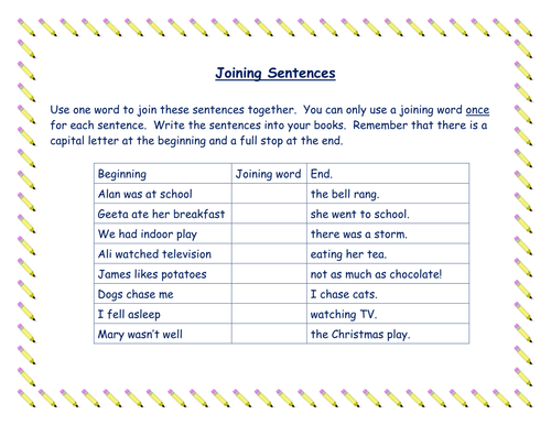 essay joining words Transitional words and phrases can create powerful links between ideas in your paper and can help your reader understand the logic of your paper however, these words.