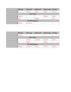 timetable partnerwork.xls
