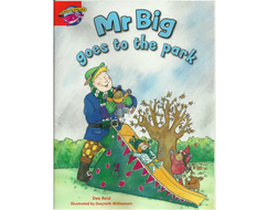 Mr. Big goes to the park