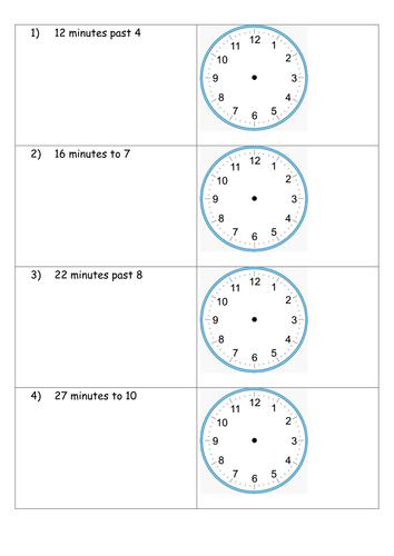 Time Worksheets : time worksheets year 4 tes Time Worksheets Year ...